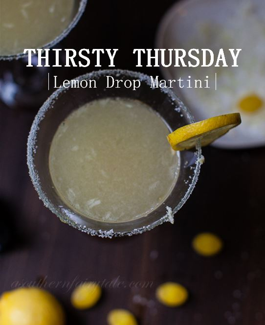 LemonDropMartini