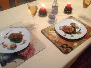 Dinner:served
