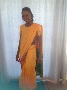 My favourite Saree